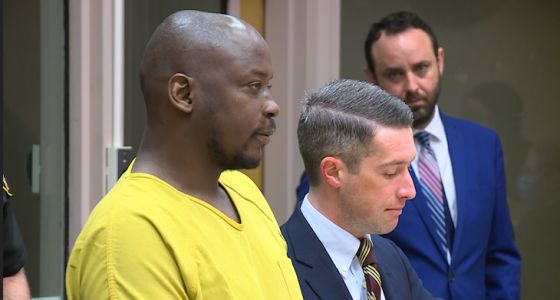 Death penalty indictment for man accused of killing 4 people in less than 3 days