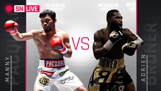Manny Pacquiao vs. Adrien Broner results, live updates and round-by-round scoring