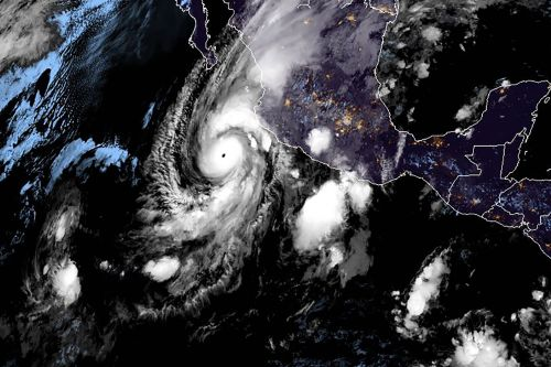 Hurricane Willa intensifies as 'life-threatening' storm on path to Mexico