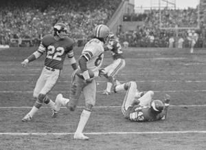 NFL at 100: From Hail Mary to Pick-6 on Any Given Sunday