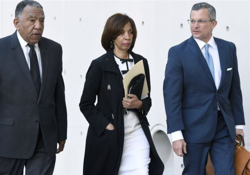 Former Baltimore Mayor Catherine Pugh sentenced to 3 years for book scheme