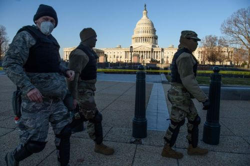 200 Illinois guard troops will go to DC to aid inauguration