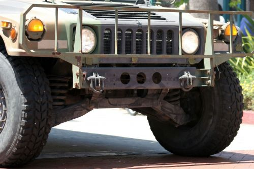 Woman sues Army for $35M after being crushed by Humvee