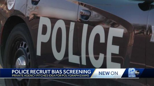 Polygraphs pitched as police recruitment tool to weed out bias