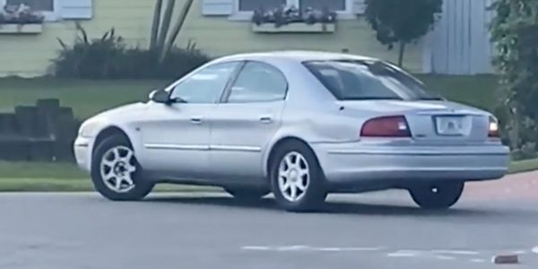 A dog drove a car in circles around a Florida neighborhood for a hour, and it turns out he wasn't a half bad driver