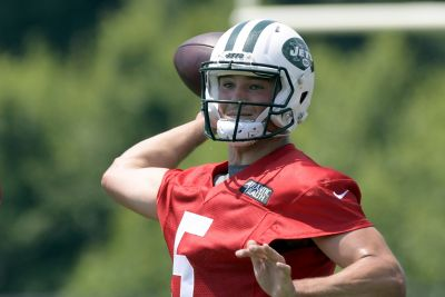 It's just about Christian Hackenberg time