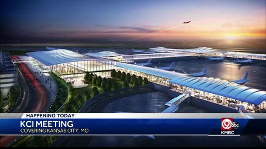 City leaders to discuss future of new KCI Airport project