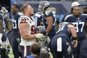 Houston Texans fall to undefeated Tennessee Titans in OT
