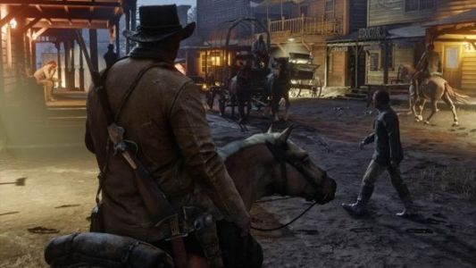 Red Dead Redemption 2 hands-on - What happened when I accidentally shot a dog in the Wild West