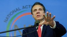 New York Gov. Andrew Cuomo Is Restoring Voting Rights To Felons On Parole