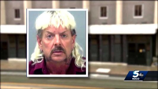 Joe Exotic's legal team 'absolutely confident' he will receive presidential pardon