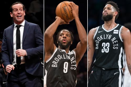 Nets defense will determine how far they have come
