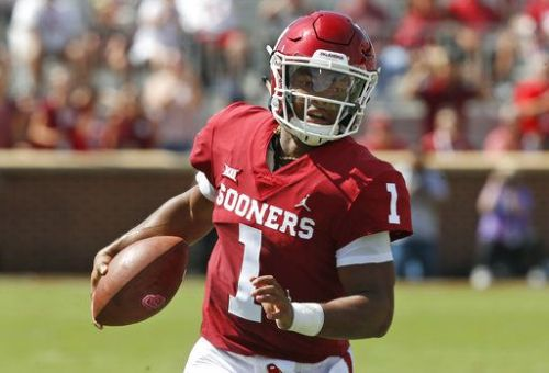 Oklahoma quarterback Kyler Murray wins Heisman Trophy, following Baker Mayfield as second straight Sooners winner