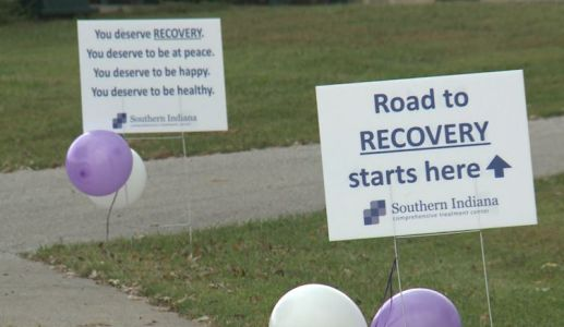 Celebrating addiction recovery in southern Indiana