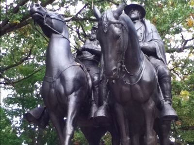 'We moved as quickly as we could': Baltimore quietly removed 4 Confederate monuments overnight