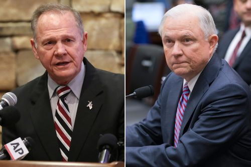 Jeff Sessions: I have 'no reason to doubt' Roy Moore's accusers
