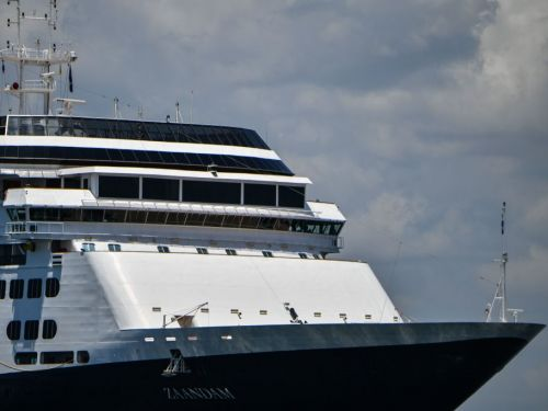 Stranded Holland America cruise ship with two confirmed COVID-19 cases will be allowed to cross the Panama Canal