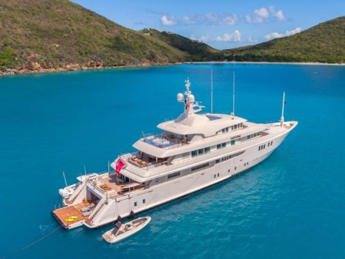 Take a look at 11 of the most luxurious yachts coming to the biggest boat show in the US