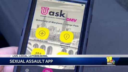 Uask DMV app delivers sexual assault resources to students