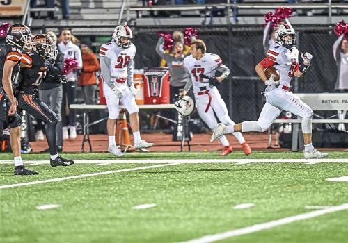 Special teams lead Peters Township to big win