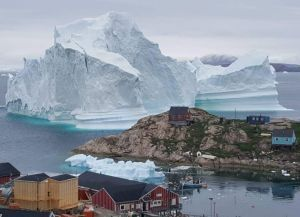 New Data On Greenland's Melting Ice Spells Trouble for Coastal Cities