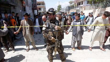 Over 30 killed, 50 injured in Kabul suicide blast - health official