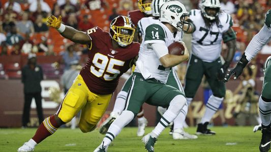 Sam Darnold gives Jets enough reasons not to start him right away