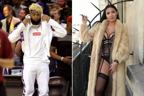 French beauty spills how she spent a night with Odell Beckham Jr