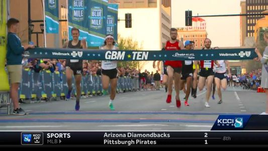 Photo finish highlights 10th Grand Blue Mile
