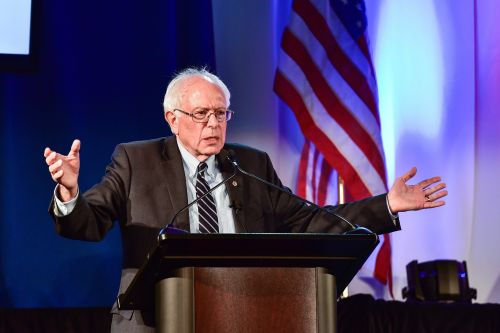 The identity-politics police come for Bernie Sanders