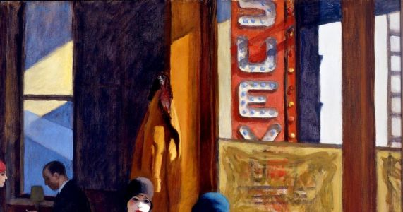 Edward Hopper's painting 'Chop Suey,' once promised to SAM, instead sells for a record $91.9 million