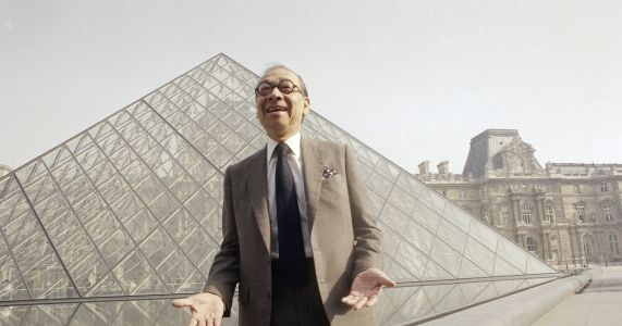 I.M. Pei, architect who designed Louvre's Pyramid, dies at 102