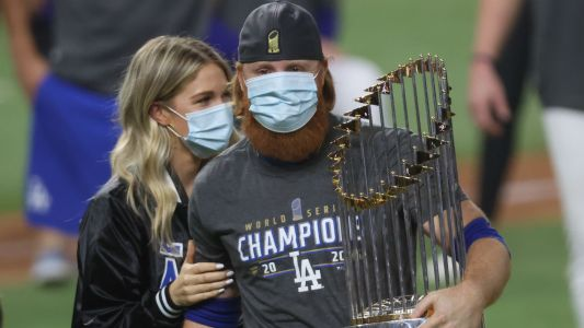 Justin Turner COVID-19 timeline: When did Dodgers star test positive & why did he celebrate World Series win?