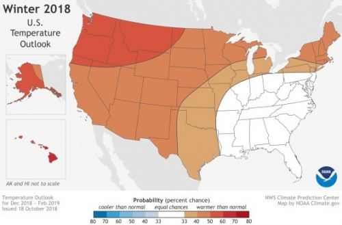 Winter Is Predicted to Be Milder This Year for Most of the Country. Here's What to Expect Where You Live