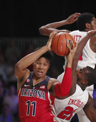 No. 2 Arizona drops 2nd straight in Battle 4 Atlantis