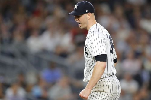 J.A. Happ giving the scuffling Yankees' rotation a big boost