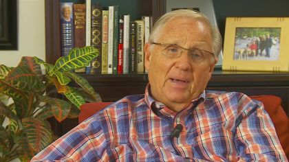 Former Gov. Arne Carlson Endorses Painter's Democratic Senate Run