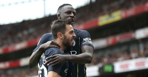 Guardiola tells Mendy to tweet less; defender replies online