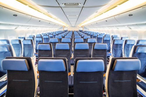 Congress Is Trying to Stop Airlines From Shrinking Seats on Planes