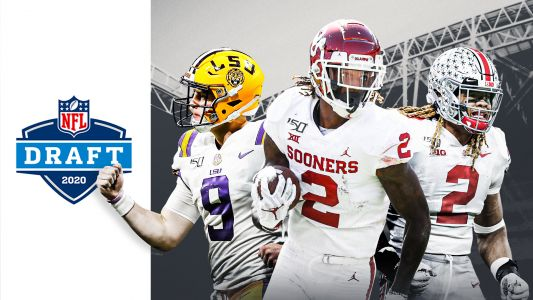 NFL Draft big board: Top 100 prospects in the 2020 class