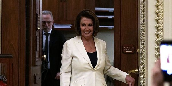 Nancy Pelosi's marathon House floor speech looks like it was mostly for show
