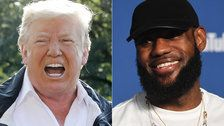 LeBron James Not Bothered When Donald Trump Calls Him Dumb