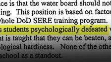 The Military Banned Waterboarding Trainees Because It Was Too Brutal - And Never Announced It