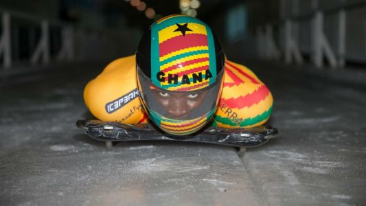 From vacuum salesman to Olympian: Akwasi Frimpong set to realize his dream in Pyeongchang