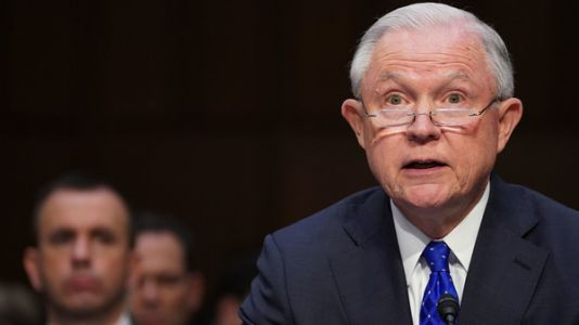 Senators Grill Attorney General Sessions On Russia, Comey, 'Sanctuary Cities'