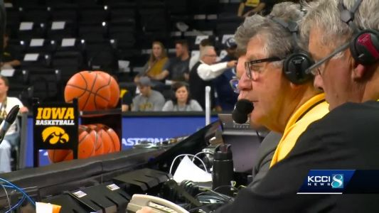 Iowa sportscaster Gary Dolphin suspended for remainder of season