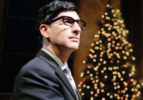 In Pittsburgh, Hershey Felder takes on the mantle of 'White Christmas' composer Irving Berlin