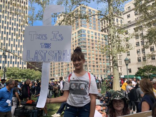 12 Gen Zers who skipped school to march across New York for the Global Climate Strike share why this is the most urgent issue of their generation