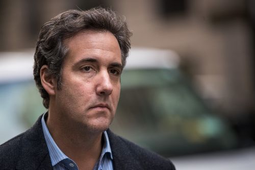 Michael Cohen recorded Trump discussing payment to ex-Playmate