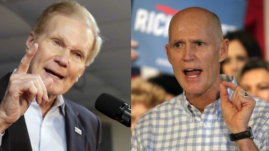 Mishaps, protests and litigation overshadow Florida recount